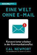 Cover-Bild zu Eine Welt ohne E-Mail von Newport, Cal