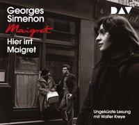 Cover-Bild zu Hier irrt Maigret von Simenon, Georges
