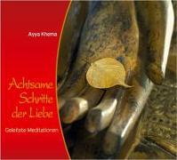 Cover-Bild zu Achtsame Schritte der Liebe - CD von Khema, Ayya