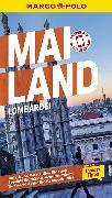 Cover-Bild zu Dürr, Bettina: MARCO POLO Reiseführer Mailand, Lombardei