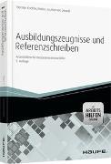 Cover-Bild zu Knobbe, Thorsten: Ausbildungszeugnisse und Referenzschreiben - mit Arbeitshilfen online