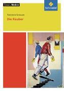 Cover-Bild zu Schiller, Friedrich: Die Räuber - Textausgabe mit Materialien