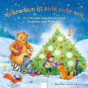 Cover-Bild zu Frey, Jana: Weihnachten ist nicht mehr weit