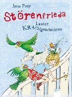Cover-Bild zu Frey, Jana: Störenfrieda 01. Lauter Krachgeschichten