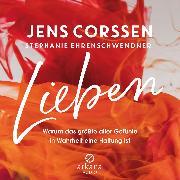 Cover-Bild zu Lieben (Audio Download) von Ehrenschwendner, Stephanie