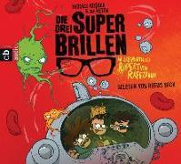 Cover-Bild zu Krüger, Thomas: Die drei Superbrillen - Im Labyrinth des Rupert von Raffzahn