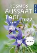 Cover-Bild zu Kosmos Aussaattage 2022 von Berg, Peter