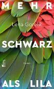 Cover-Bild zu Gorelik, Lena: Mehr Schwarz als Lila