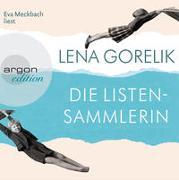 Cover-Bild zu Gorelik, Lena: Die Listensammlerin