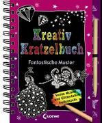 Cover-Bild zu Loewe Kratzel-Welt (Hrsg.): Kreativ-Kratzelbuch: Fantastische Muster