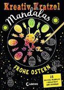 Cover-Bild zu Loewe Kratzel-Welt (Hrsg.): Kreativ-Kratzel Mandalas - Frohe Ostern