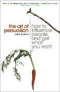 Cover-Bild zu Erickson, Juliet: The Art of Persuasion
