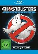 Cover-Bild zu Aykroyd, Dan: Ghostbusters Collection