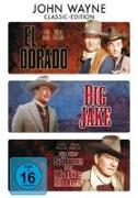 Cover-Bild zu Brackett, Leigh: John Wayne