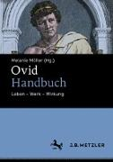 Cover-Bild zu Möller, Melanie (Hrsg.): Ovid-Handbuch