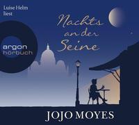 Cover-Bild zu Nachts an der Seine von Moyes, Jojo