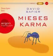 Cover-Bild zu Mieses Karma von Safier, David