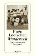 Cover-Bild zu Loetscher, Hugo: Wunderwelt