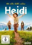 Cover-Bild zu Gsponer, Alain (Prod.): Heidi