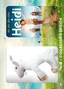 Cover-Bild zu Bruno Ganz (Schausp.): Heidi DVD & Geissli-Geschenkbox