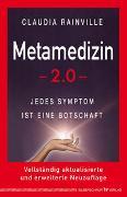 Cover-Bild zu Metamedizin 2.0 von Rainville, Claudia