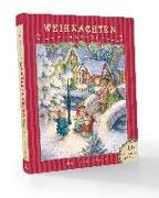 Cover-Bild zu Rohde, Detlef: Weihnachten in Holly Pond Hill