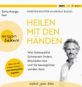Cover-Bild zu Heilen mit den Händen von Richter, Karsten