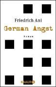 Cover-Bild zu Ani, Friedrich: German Angst