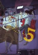 Cover-Bild zu Nakamura, Hikaru: Saint Young Men Omnibus 5 (Vol. 9-10)