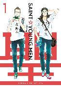 Cover-Bild zu Nakamura, Hikaru: Saint Young Men Omnibus 1 (Vol. 1-2)