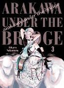 Cover-Bild zu Nakamura, Hikaru: Arakawa Under the Bridge, 3