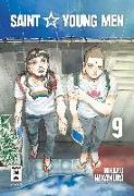 Cover-Bild zu Nakamura, Hikaru: Saint Young Men 09
