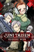 Cover-Bild zu Akira Akatsuki: Juni Taisen: Zodiac War, Vol. 2