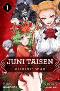 Cover-Bild zu Akira Akatsuki: Juni Taisen: Zodiac War, Vol. 1