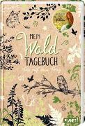 Cover-Bild zu Bohlmann, Sabine: Ein Mädchen namens Willow: Mein Waldtagebuch