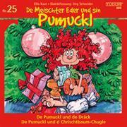 Cover-Bild zu Kaut, Ellis: De Pumuckl und de Dräck / De Pumuckl und d Chrischtbaum-Chugle
