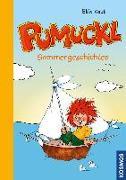 Cover-Bild zu Leistenschneider, Uli: Pumuckl Vorlesebuch - Sommergeschichten