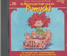 Cover-Bild zu Kaut, Ellis: De Pumuckl und s Schpiilzüügauto / De Pumuckl und es Missverschtändnis