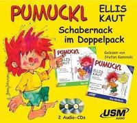 Cover-Bild zu Kaut, Ellis: Pumuckl - Schabernack im Doppelpack (Hörbuch, 2 Audio-CDs)