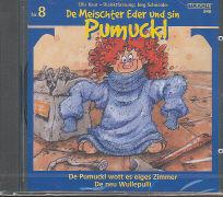 Cover-Bild zu Teil 8: De Pumuckl wott es eiges Zimmer / De neu Wullepulli. CD - De Meischter Eder und sin Pumuckl
