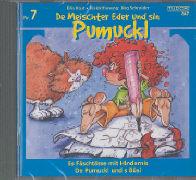 Cover-Bild zu Teil 7: Es Fäschtässe mit Hindernis / De Pumuckl und s Büsi - De Meischter Eder und sin Pumuckl
