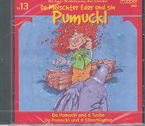 Cover-Bild zu Teil 13: De Pumuckl und d Tuube / De Pumuckl und d Silberblueme - De Meischter Eder und sin Pumuckl