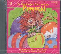 Cover-Bild zu Teil 9: De Pumuckl und d Oostereier / De Pumuckl spilt mit em Füür - De Meischter Eder und sin Pumuckl