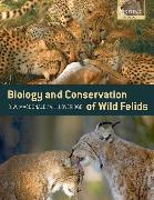 Cover-Bild zu Macdonald, David (Hrsg.): The Biology and Conservation of Wild Felids