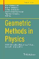 Cover-Bild zu Kielanowski, Piotr (Hrsg.): Geometric Methods in Physics