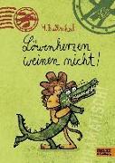 Cover-Bild zu Baltscheit, Martin: Löwenherzen weinen nicht!