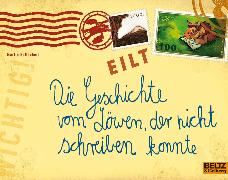 Cover-Bild zu Baltscheit, Martin: Die Geschichte vom Löwen, der nicht schreiben konnte