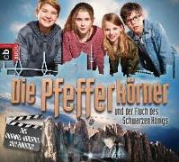 Cover-Bild zu Ahner, Dirk: Die Pfefferkörner und der Fluch des schwarzen Königs