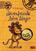 Cover-Bild zu Baltscheit, Martin: Löwenfreunde leben länger