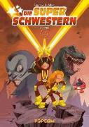 Cover-Bild zu Cazenove: Die Superschwestern 01